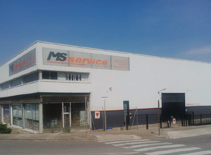 MS Service Barcelona